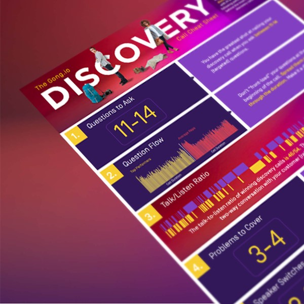 Discovery call cheat sheet image