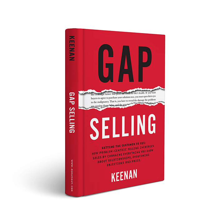 Best Sales Books - Gap Selling